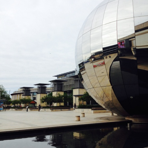 Bristol la moderne